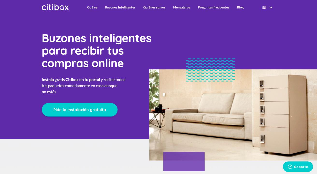 Desarrollo de página web de salón de Manicuras en Drupal en Murcia, Madrid y Panamá City   Nómadas Comunicación Creativa.