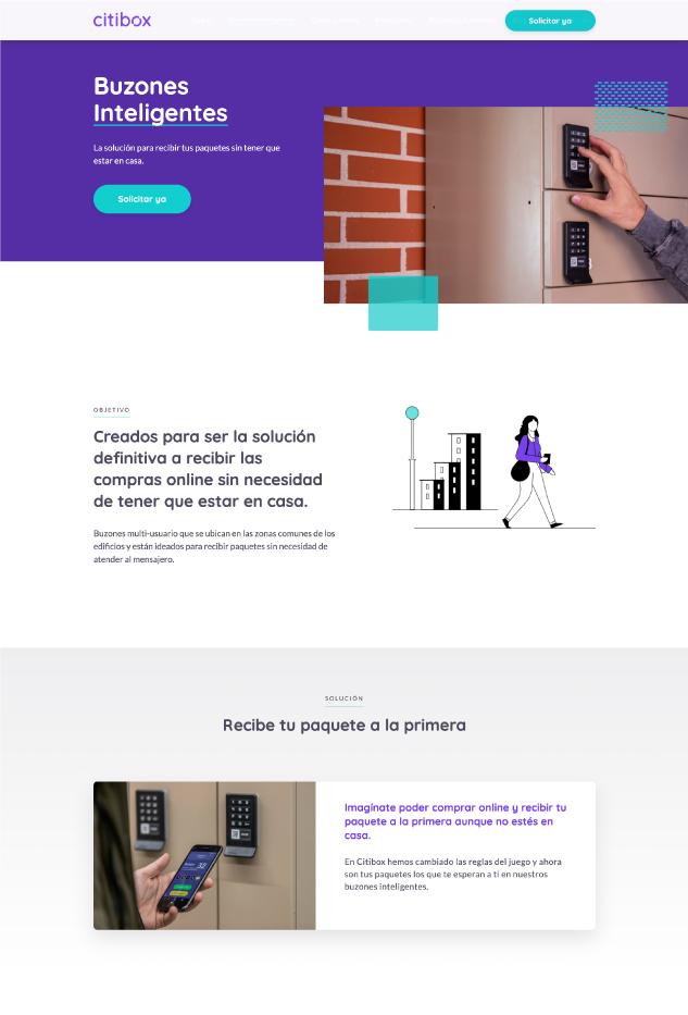 Programador freelance de páginas web para salón de belleza en Murcia, Madrid y Panamá City - PTY   Nómadas Comunicación Creativa