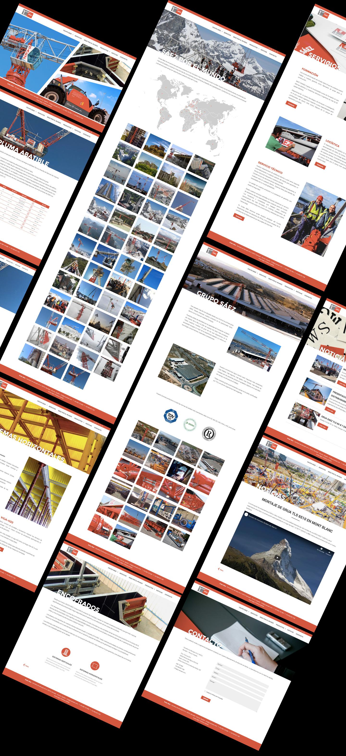 Diseñador freelance de páginas web a medida en Murcia