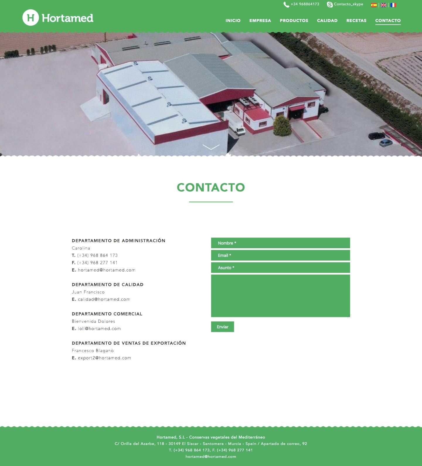 Estudio de diseño web freelance en Murcia, Madrid y Panamá City | Nómadas Comunicación Creativa