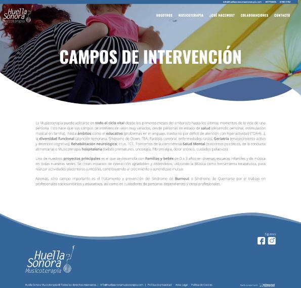 Programador freelance de páginas web para salón de belleza en Murcia, Madrid y Panamá City - PTY | Nómadas Comunicación Creativa