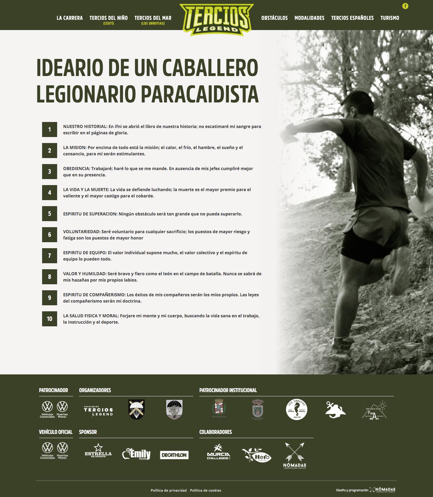 Diseñador freelance de páginas web a medida en Murcia y Madrid | Nómadas Comunicación Creativa.