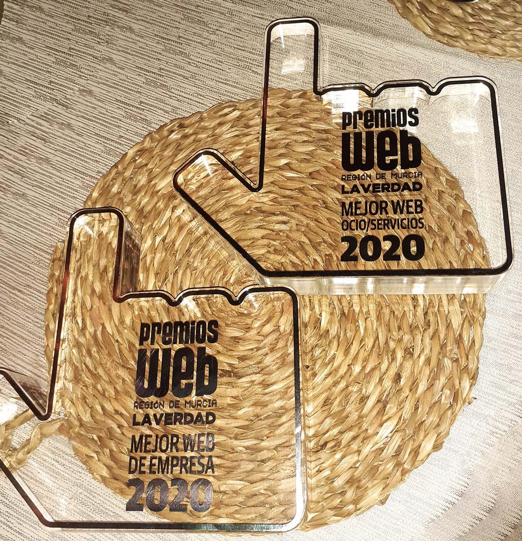 XII Premios Web La Verdad. Diseño y programación web freelance en Murcia y Madrid.